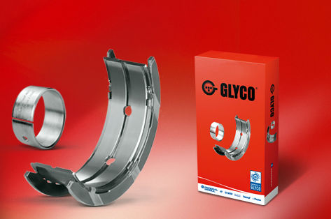 Glyco (01-4079/4 STD) Conrod Bearings