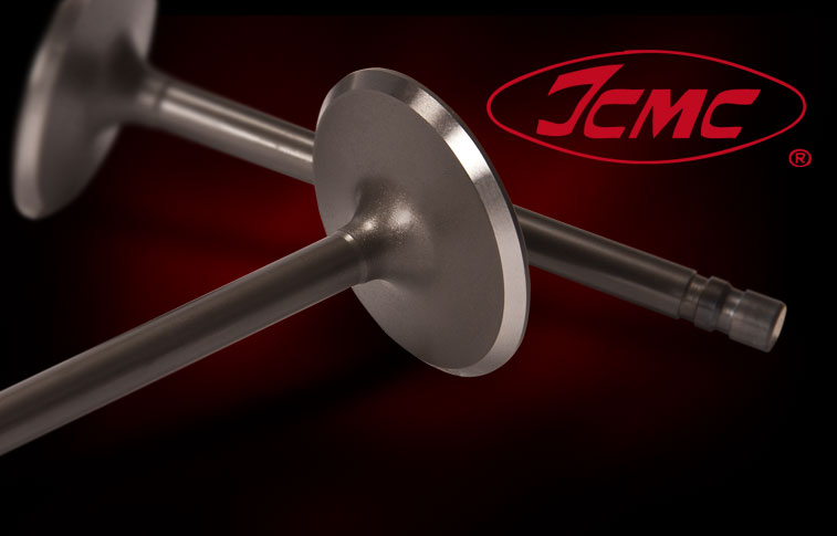 JCMC (EVAD-32-E) Exhaust Valves