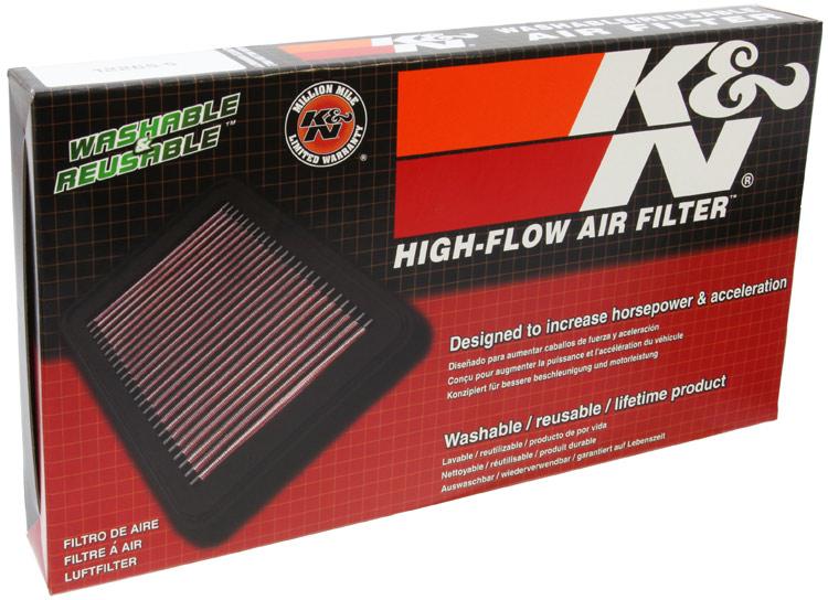 K/&n filtre à air VW Tiguan 5n 1.4tsi 33-2865