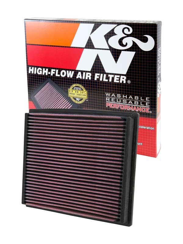 K/&N Panel Air Filter FOR AUDI ALLROAD 4BH 33-2125